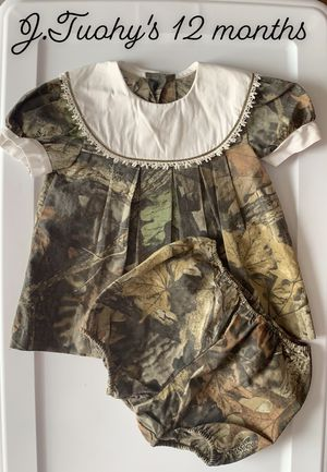 Vintage J. Touhy's Camo Dress for Sale in Mocksville, NC