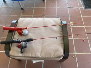 2 Children's fishing rods for Sale in NO HUNTINGDON, PA