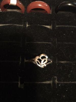 925 Heart ring for Sale in Norfolk, VA