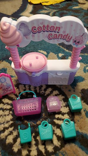 Shopkins cotton candy set for Sale in Everett, WA