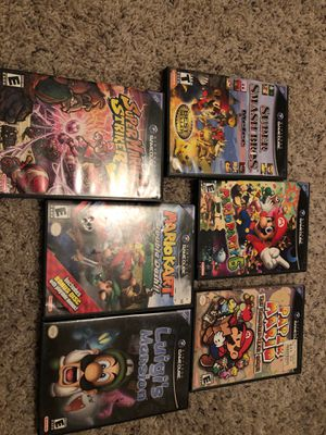 GameCube games for Sale in Watauga, TX