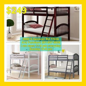 bunk bed for Sale in Houston, TX