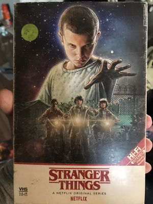 Stranger things season one blu ray +4K Blu-ray combo for Sale in Los Angeles, CA
