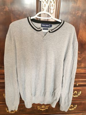 Polo Ralph Lauren 100% Pima Cotton Long Sleeves Shirt Sz Large for Sale in Traverse City, MI