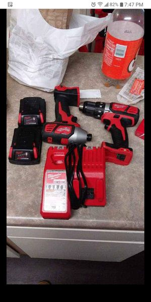 Milwakukee M18 Drill Set Cheap!! for Sale in Imperial, MO