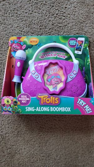 Trolls boombox for Sale in Ontario, CA