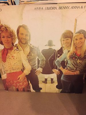 ABBA Waterloo lp for Sale for sale  Highland, IL