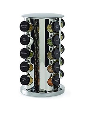 20-Jar Rotating Spice Tower for Sale in Leesburg, VA