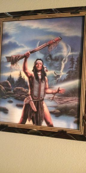 Indian painting for Sale in Phelan, CA