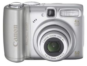 Canon power shot A580 camera for Sale in Germantown, MD