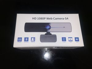 HD 1080p web camera for Sale in North Lauderdale, FL