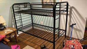 Bunk bed frame for Sale in Old Bridge Township, NJ