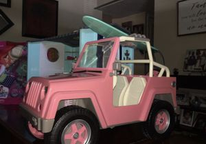 Our generation doll Jeep for Sale in Louisville, KY