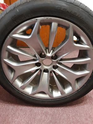 19 nice rims and tires for Sale in Hamburg, NY