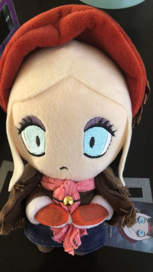Bloodborne Doll plush for Sale in Las Vegas, NV