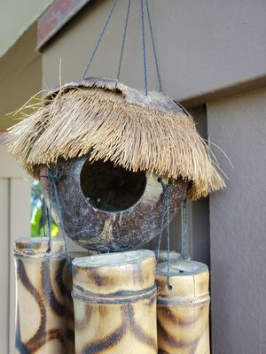 Coconut wind chime for Sale in Waikoloa Village, HI