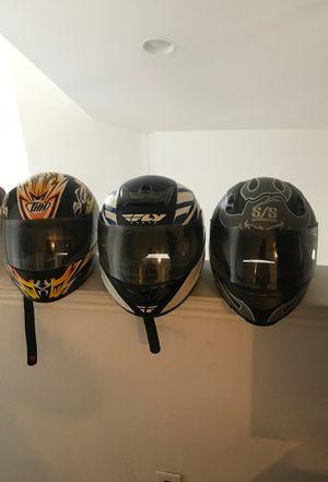 Motorcycle helmets for Sale in Sachse, TX