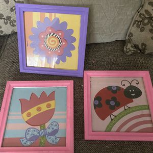 Girl's Decorations for Sale in Pasadena, TX