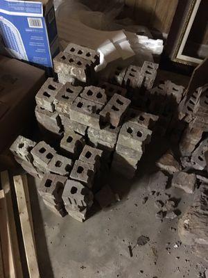 Brick (broken) for Sale in San Antonio, TX