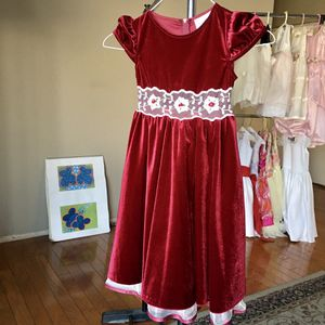 Little Girl's Beautiful Holiday Party Dress for Sale in Irwindale, CA