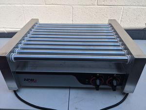 "APW Wyott HR-31 Hot Dog Roller Grill 19 1/2""W Flat Top - Commercial grade for Sale in Chino, CA"