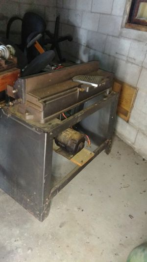 Jointer for Sale in Tuscola, MI