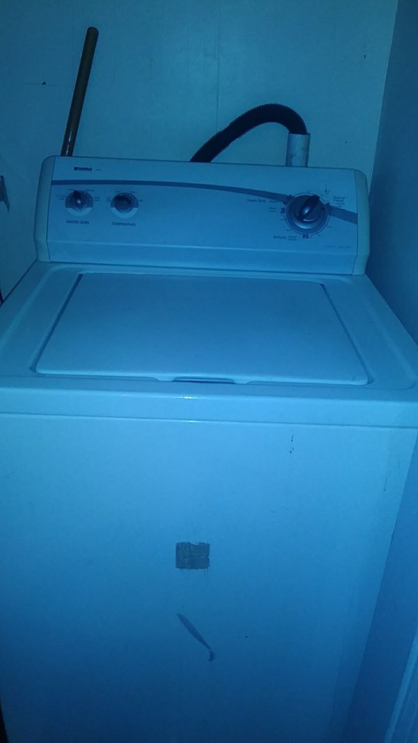 Kenmore 400 washer top load