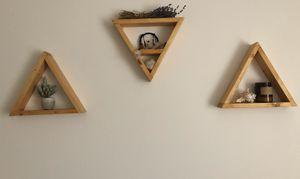 Triangle wall Shelves for Sale in La Cañada Flintridge, CA
