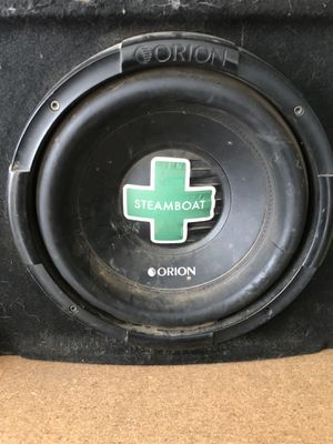 Orion Sub for Sale in Portland, OR