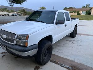 2004 Chevy Silverado 1500 lifted for Sale in El Cajon, CA