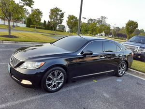 2007 Lexus LS460 highway miles for Sale in Stafford, VA