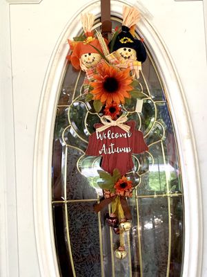 Handmade Macrame Fall Door Decor for Sale in Tucker, GA
