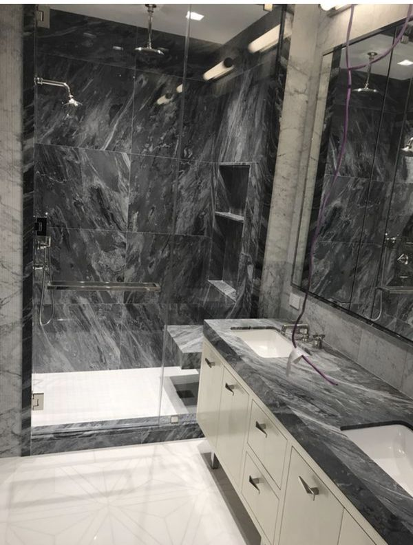 Beautiful bathroom in all different designs