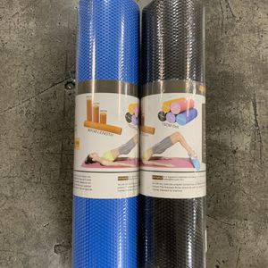 Massage Foam Roller Brand New!! Blue And Black Available $5 Each!! for Sale in Los Angeles, CA