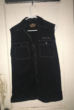 Harley Davidson vest for Sale in Houston, TX