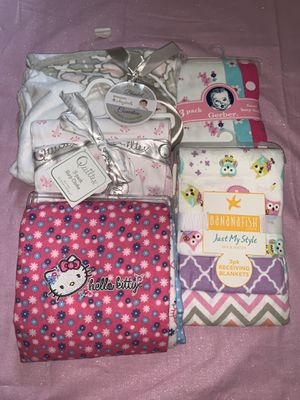 Brand New Baby Bundle (5 Packages) for Sale in Dayton, OH