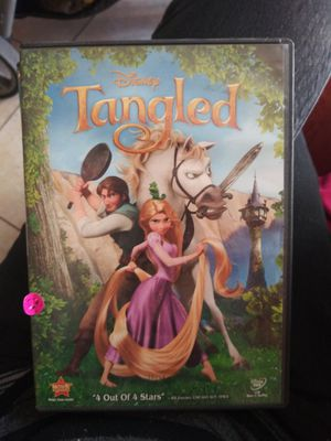 Movie tangled for Sale in Long Beach, CA