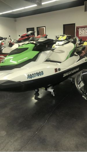 2013 seadoo gti130 for Sale in Jefferson City, MO