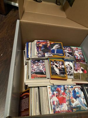 About 5000 football and baseball cards! for Sale in Irwin, PA