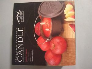Candle apple cinnamon for Sale in Bethesda, MD