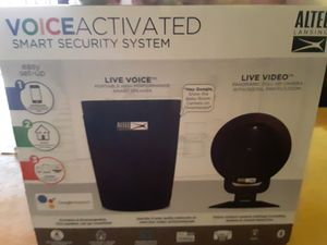 Google Voice activated Security system for Sale in Wichita, KS