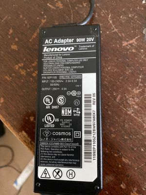 Lenovo 20v laptop adapters for Sale in Portland, OR