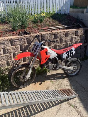 2003 CR85 2 Stroke big wheel for Sale in El Cajon, CA
