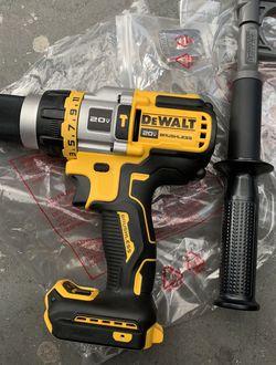 Dewalt Hammer Drill With Flexvolt Advantage, Brand New (DCD999) for Sale in Las Vegas,  NV