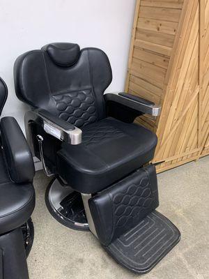 Barberpub All Purpose Hydraulic Barber Chair Salon Spa Beauty Shampoo Equipment 2918 Black for Sale in Montebello, CA