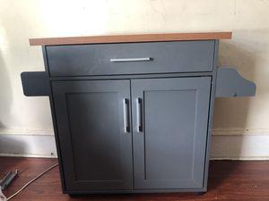Kitchen island extra kitchen storage! for Sale in Philadelphia, PA