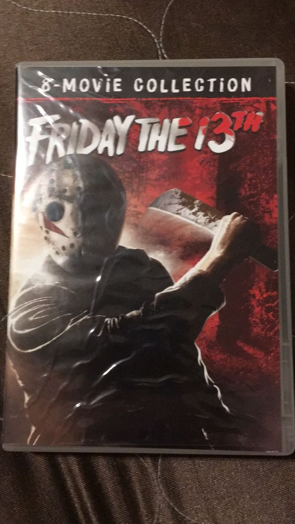 Friday the 13 movie collection
