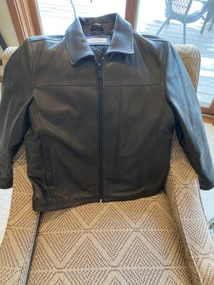Calvin Klein Leather Jacket for Sale in Blue Ash, OH