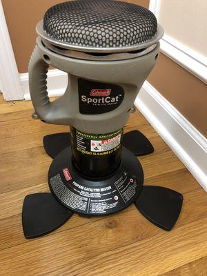 Coleman SportCat propane heater for Sale in Lombard, IL