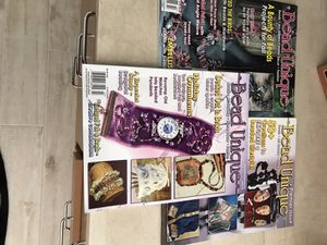 Bead Unique Magazines (3) for Sale in Boynton Beach, FL